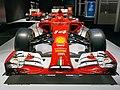Ferrari F14 T front 2017 Museo Fernando Alonso.jpg