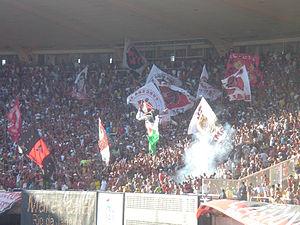 Fla–Flu - Flamengo's supporters.
