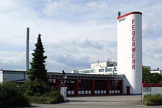 Kelsterbach - Kelsterbach fire station