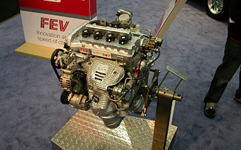 Gasoline Direct Injection Engine Prototype