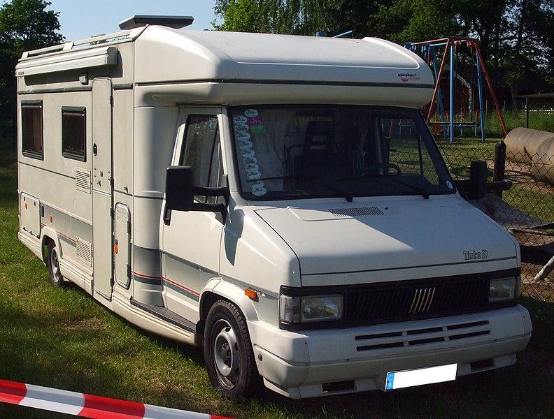 Camping Car Burtner T Armony