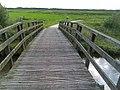 Fietsbrug over het Drentse diep - panoramio.jpg