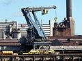 Figee rail crane at IJmuiden hoogovens.JPG