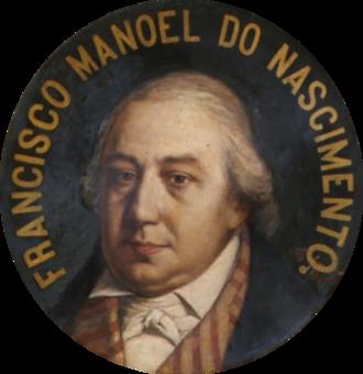 Francisco Manoel de Nascimento - Image: Filinto Elísio (1882) António Nunes Junior (Paços do Concelho de Lisboa)