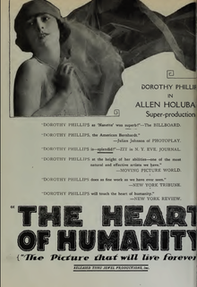 Film Daily 1919 Dorothy Phillips The Heart of Humanity.png