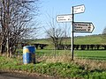 Finger post to lots of places - geograph.org.uk - 327990.jpg