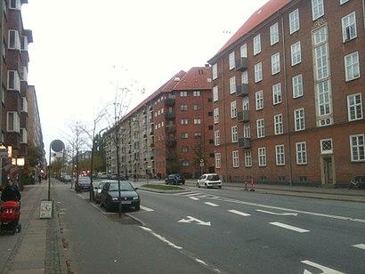 Sådan kommer du til Finsensvej med offentlig transport – Om stedet