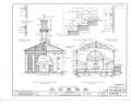 First Congregational Church, North Main Street, Canandaigua, Ontario County, NY HABS NY,35-CANDA,5- (sheet 4 of 15).png