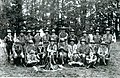 First Wood Badge training Gilwell Park September 1919.jpg