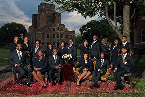 Fisk Jubilee Singers - Fisk Jubilee Singers 12 13 Ensemble