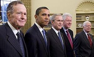 Lijst Van Presidenten Van De Verenigde Staten Wikipedia