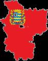 Flag-map of Minsk Region.png