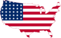 Flag map of the contiguous United States (1912-1959).png