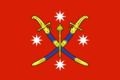 Flag of Atamanovskoe (Volgograd oblast).png