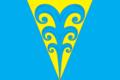 Flag of Fontalovskoe (Krasnodar krai).png