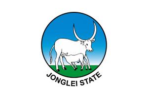 Jonglei - Image: Flag of Jonglei