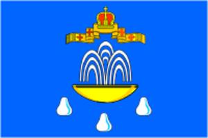 Kashin (town) - Image: Flag of Kashin (Tver oblast)