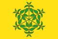 Flag of Krapivenskoe (Tula oblast).png
