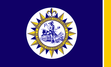 Flag of Nashville, Tennessee