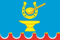 Flag of Timersyanskoe (Ulyanovsk oblast).png