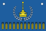 Flag of Votkinsky district.png