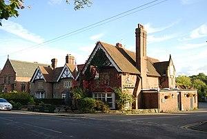 Leigh, Kent - The Fleur De Lis pub