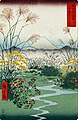 Flickr - …trialsanderrors - Hiroshige, Otsuki fields in Kai Province, 1858.jpg
