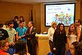Flickr - Convergència Democràtica de Catalunya - Ramon Tremosa al lliurament del Premi Euroscola 2011, a l'oficina del Parlament Europeu Barcelona 17-6-2011 (1).jpg