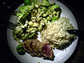 Flickr - cyclonebill - Salat, tun og nudler.jpg