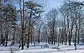 Florian Nowacki Planty Park, Emil Serkowski square, Podgórze, Krakow, Poland.jpg