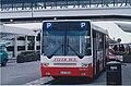 Flyer Bus bus (97-D-52078), Dublin Airport long term car park shuttle, October 1997.jpg