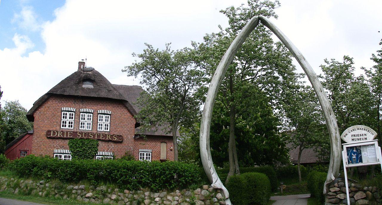 Das Friesenmuseum im Rebbelstieg