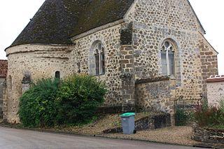 Fontenay-de-Bossery Commune in Grand Est, France