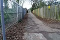 Footpath, Bramcote - geograph.org.uk - 667653.jpg