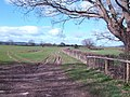 Footpath to The Bage - geograph.org.uk - 349081.jpg