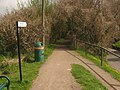 Footpath to Wincheap - geograph.org.uk - 1802055.jpg