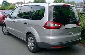 Ford Galaxy - Galaxy (2006−2010)