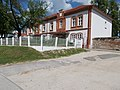 Former HQ of Agencia Shipping Company, Primate's Island, Esztergom, Hungary.jpg