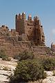 Fortification tower, Almeria, Spain.jpg