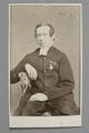 Fotografi. Porträtt. Johannes Rothlieb - Hallwylska museet - 87198.tif