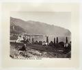 Fotografi av Montreaux och Genèvesjön - Hallwylska museet - 103186.tif