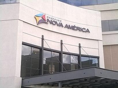 Como chegar até Shopping Nova América com o transporte público - Sobre o local