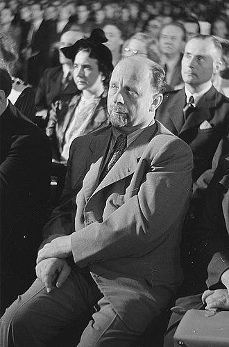 East Germany - SED First Secretary, Walter Ulbricht, 1950