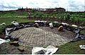 Fountain Under Construction - Convention Centre Complex - Science City - Calcutta 1994-10-07 1043.JPG