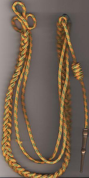 Fichier:Fourragère aux couleurs de la médaille militaire.jpg