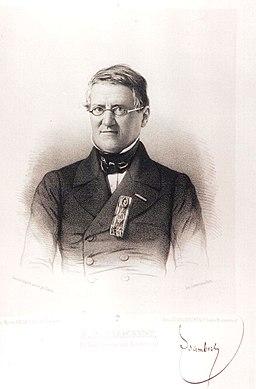 François-André ISAMBERT élu représentant de l'Eure-et-Loir à l'Assemblée constituante de 1848