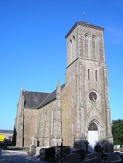 Saint-Clément-Rancoudray Commune in Normandy, France
