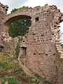 France Western Dreistein castle arch.jpg