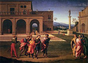 Joseph going to prison
