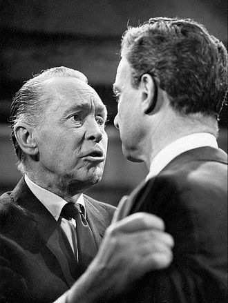 The Silence (The Twilight Zone) - Franchot Tone and Jonathan Harris